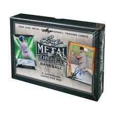 2019 Leaf Metal Draft Baseball Hobby Box