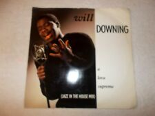 Vinyl 12 inch Record Single Will Downing A Love Supreme 1988