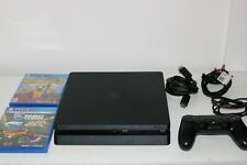 PlayStation 4 Slim Ps4 500Gb With Controller and Games ,  Fast Dispatch!