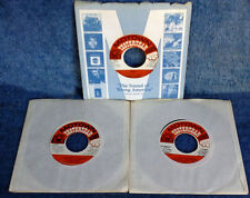 TEMPTATIONS - PARADISE, PSYCHEDELIC SHACK, BALL.- MOTOWN YESTERYEAR - (3) 45 LOT
