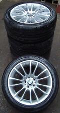 4 BMW Summer Wheels Styling 302 M 245/45 R19 275/40 R19 5er Gt F07 7er F01 Rdk