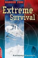 """""""VERY GOOD"""" Masters, Anthony, Extreme Survival (EDGE: Danger Zone), Book"""