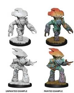 Dungeons & Dragons Nolzur's Marvelous Unpainted Miniatures (W6) Myconid Adults
