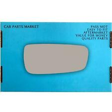 Right side wide angle Bottom mirror glass for Fiat Scudo 2007-2016 blind spot