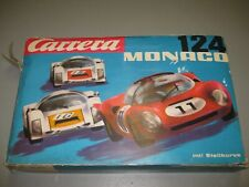 Carrera 124 Rennbahn Monaco 24300