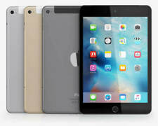 Apple iPad Mini 3 7.9'' Retina Display 16GB/64/128GB WiFi + 4G LTE GSM Unlocked