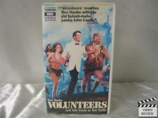 Volunteers VHS Tom Hanks, John Candy, Rita Wilson