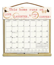 COFFEE SAYING CALENDAR WITH 2018, 2019 & AN ORDER FORM FOR 2020.