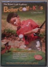 BETTER GOLF FOR KIDS volume 1    DVD NEW