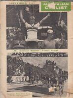 [27999] AUSTRALIAN CYCLIST MAGAZINE SEPTEMBER 1963