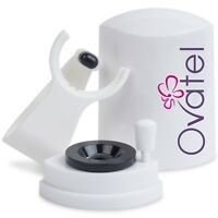 OvaTel Ovulation Predictor Test - 98% Accurate - Reusable + Free Ovulation App