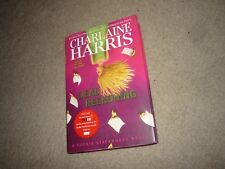 Dead Reckoning Sookie Stackhouse/True Blood Book 11 Charlaine Harris 1st Signed