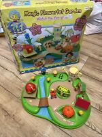 💕 fifi and the flowertots - Magical Flowerpot Garden Playset 💕- With Box