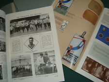 1930 Uruguay Soccer football world cup Original book catalog price gide 2d. ed
