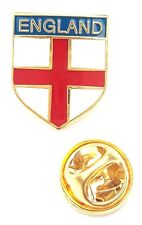 England Saint George Cross Quality enamel lapel pin badge T865