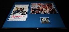 Kim Cattrall Signed Framed 16x20 Photo Set The Mannequin