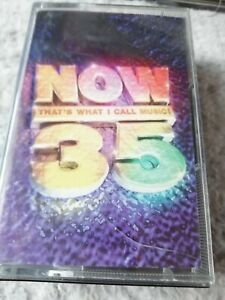 Now 35 X2 Cassette Tapes