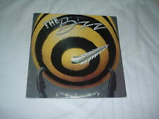 B'ZZ Get Up '82 RARE US HAIR LP ORIG pr pre-WASP Steve Riley pre-HOLLAND MINT-
