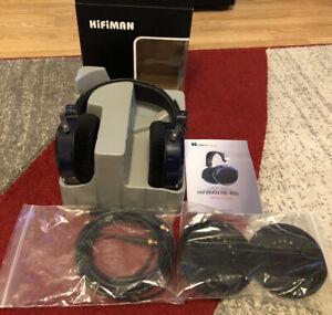 Hifiman HE400 Planar Magnetic Headphones With Custom Jergpads
