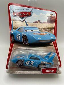 Disney Pixar Cars Dinoco KING Desert Scene Original  H6413