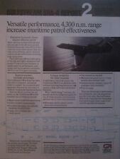4/1989 PUB GULFSTREAM AEROSPACE GULFSTREAM SRA-4 MARITIME PATROL AIRCRAFT AD