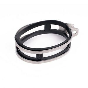 FMF Racing Short Strap Mount w/o Rings for PwrCore 4/Ti PwrCore 4 040196