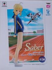 New Banpres Fate/stay night SQ Saber Gym clothes Ver. PVC Pre-Painted