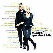 Roxette : Dont Bore Us - Get To The Chorus! Roxett CD FREE Shipping, Save £s