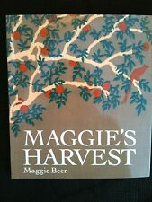 MAGGIE BEER ~ MAGGIE'S HARVEST ~ COOKBOOK ~ BRAND NEW ~ **FREE POST