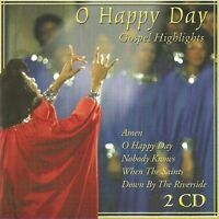 Tennessee Gospel Society O happy day-Gospel highlights (1999/2000) [2 CD]