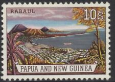 Mint Hinged Independent Nation Pre-Decimal Papua New Guinean Stamps