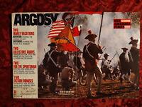 ARGOSY July 1972 ED MCBAIN HERITAGE TRAIL HAMMOND INNES