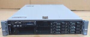Dell PowerEdge R710 2x Xeon Quad Core E5530 2.4GHz 32GB Ram 2x 870W 2U Server