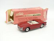 Solido 1/43 - Alfa Romeo Giulietta spider Rouge