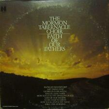 The Mormon Tabernacle Choir(Vinyl LP)Faith Of Our Fathers-HS 11370-VG/VG