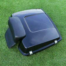Razor Tour Pak Pack Trunk +Pad For Harley Touring Road King Electra Glide 97-13
