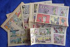 Pogo 12 Sunday comic strips 1975 - Walt Kelly