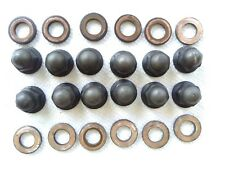 80 HONDA CB750 DOHC CB 750  ENGINE CYLINDER HEAD NUTS Washers Vintage
