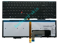 New for IBM Thinkpad L570 / P50s(Not compatible P50) laptop US Keyboard backlit