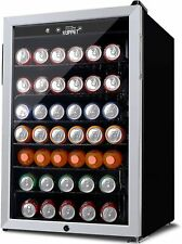 150 Cans Beverage Cooler and Refrigerator Small Mini Fridge for Home Office Bar