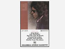 "Bob Dylan ~ ""Blood On The Tracks"" Cassette"
