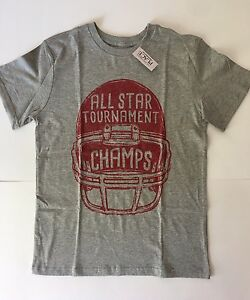 Boy's T-Shirt Kids Size Large(10-12) The Children's Place Gray NWT