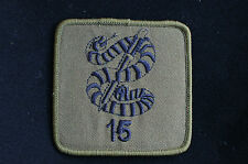 RAF - 15 Squadron -  Subdued Patch - No278