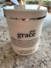 New ~ Pure Grace Whipped Body Creme by Philosophy ~ 16 oz