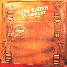 MOTOWN 2-LPs 320-15-005: RARE EARTH - In Concert - 1971 GERMANY OOP NM