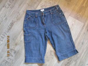 CECIL Jeans Shorts Hose 31