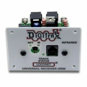 Digitrax UR90 - Infrared Receiver Front Panel   -