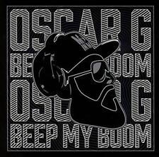 Oscar G - Beep My Boom (NEW CD)