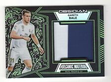 GARETH BALE 2019-20 OBSIDIAN VOLCANIC MATERIALS ELECTRIC #/25 (WALES,REAL MADRID