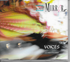 SPLIT MIRRORS - Voices CDM 5TR Freestyle House Synth-Pop 2000 Germany